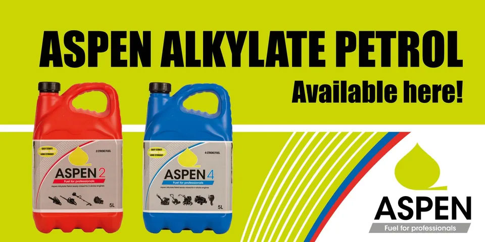 Aspen Alkylate Pertrol Available Here!
