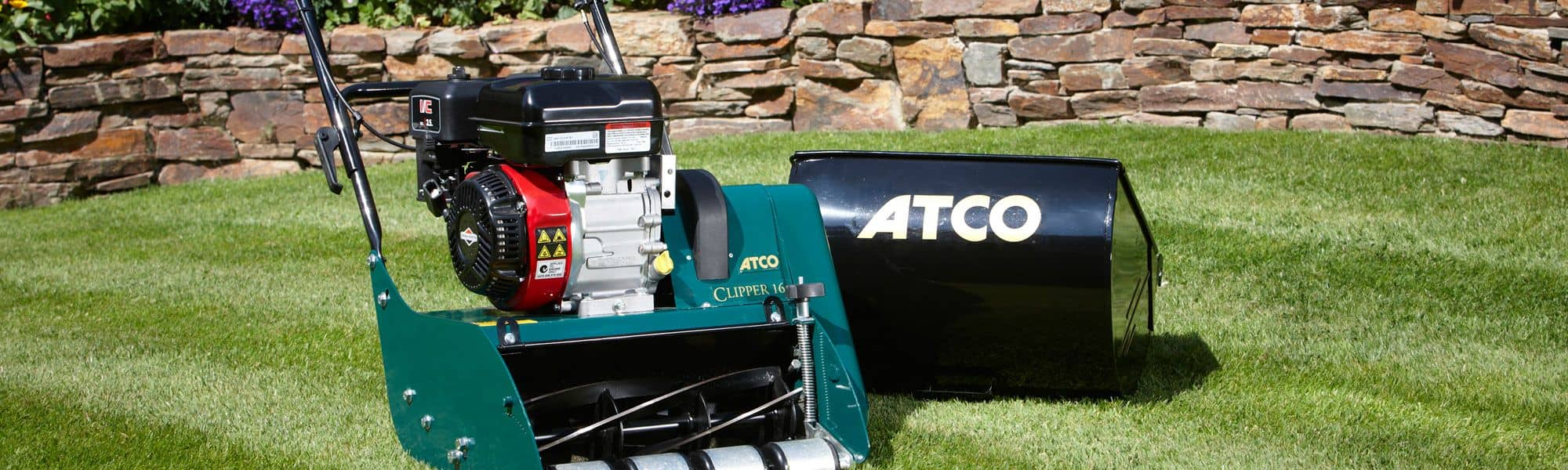 Atco cylinder lawnmower