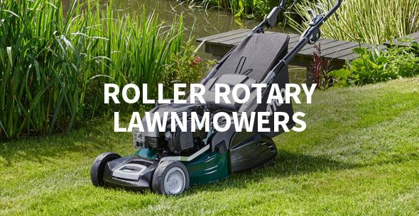 Roller Rotary Lawnmowers