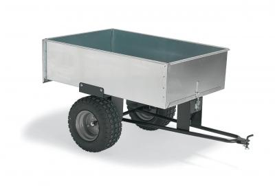 Cart, Galvanised