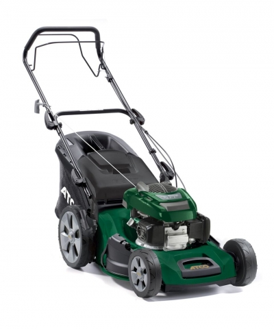 Quattro 19SH 4 in 1 48cm Self-propelled Petrol Lawnmower