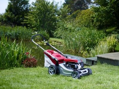 SP485HW V 48cm Self-Propelled Lawnmower